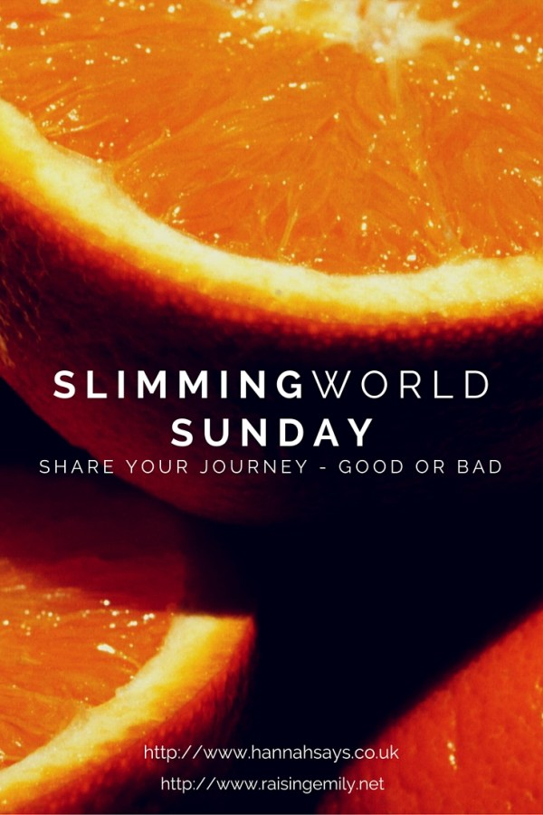 Slimming World Sunday