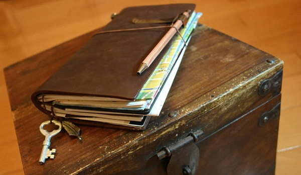 Midori Traveler's Notebook - Geeks and Graphite