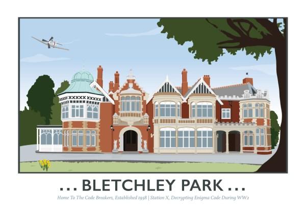 Tabitha Mary - Bletchley Park