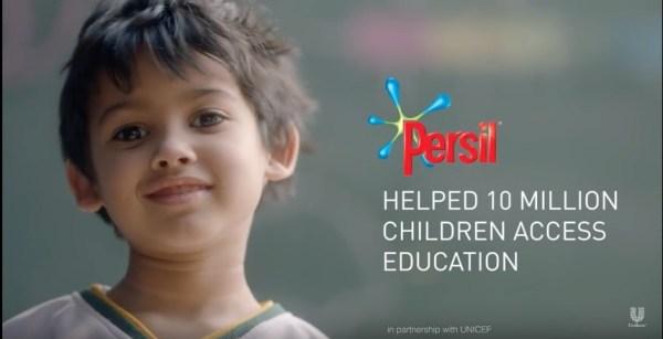 Persil - Unilever - BrightFuture