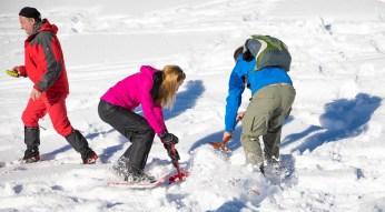 Schneeschuhwanderung-29. Januar 2017-148