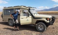Safari, auch für Bergsteiger interessant!
