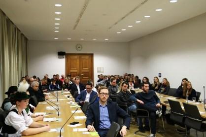 Kein Bock auf Politik - Parlamentarischer Abend