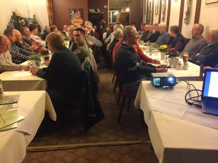 Mainbullau-Schiessanlage-Versammlung