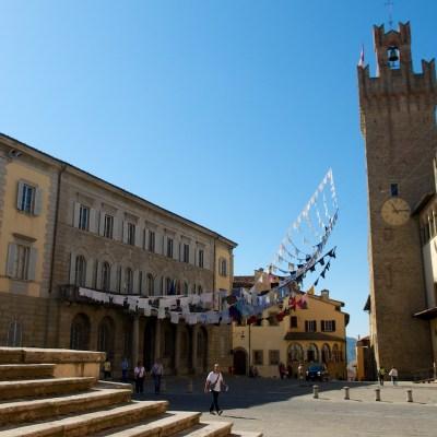 Palazzo del Comune, Arezzo