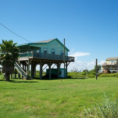 Louisiana, Holly Beach