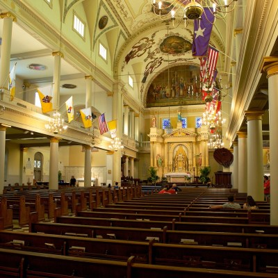 New Orleans, St. Louis Cathedral