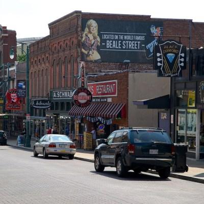 Memphis, Tennessee, Bourbon Str