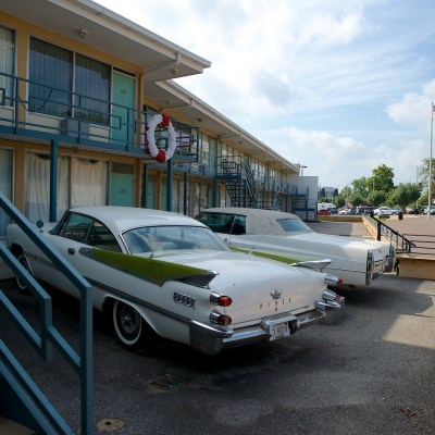 Memphis, assassination site Martin L King