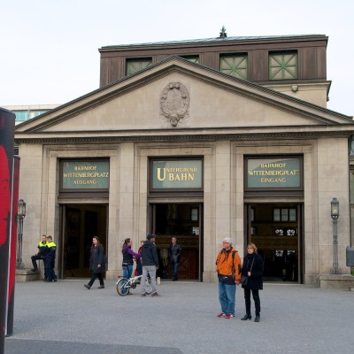 U Wittenbergplatz