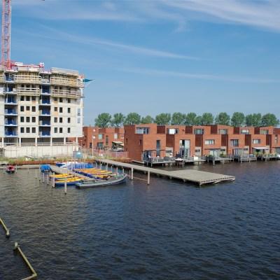 Bouwproject Land In Zicht, Haarlem