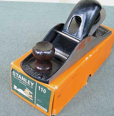 Stanley 110 Plane