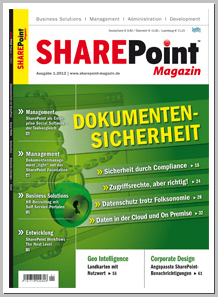 [2012-01] Datensicherheit mit Office 365 und SharePoint On Premise