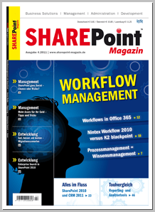[2011-04] Das erste Service Pack für den SharePoint Server 2010