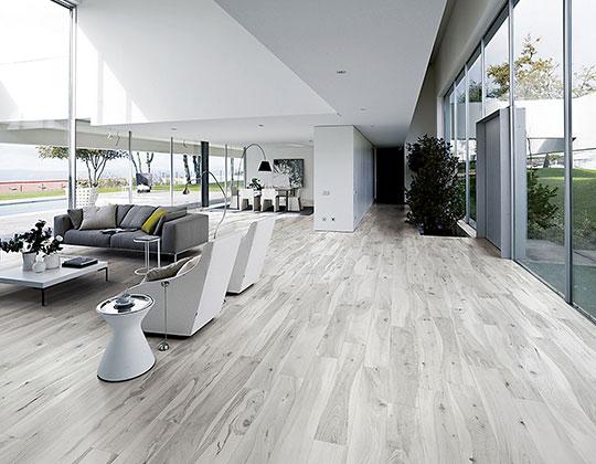 wood look porcelain tile wall floor