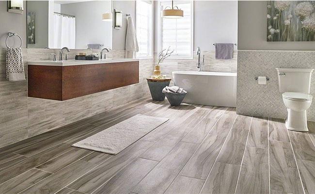 top quality wood look bathroom tiles