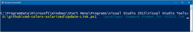 Programatically Update your LNKs with PowerShell