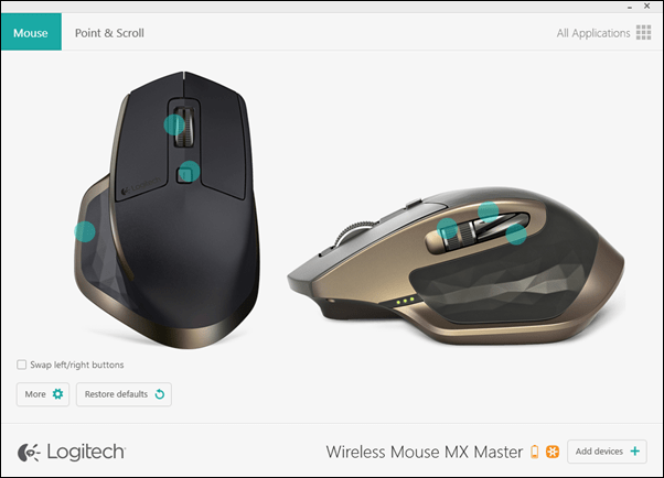 Exceptional Logitech Mosue Customization Software