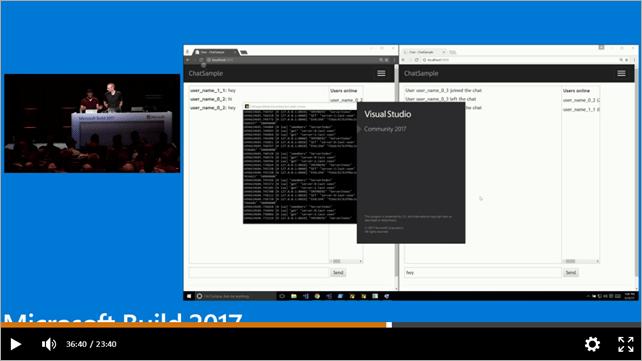 SignalR for .NET Core