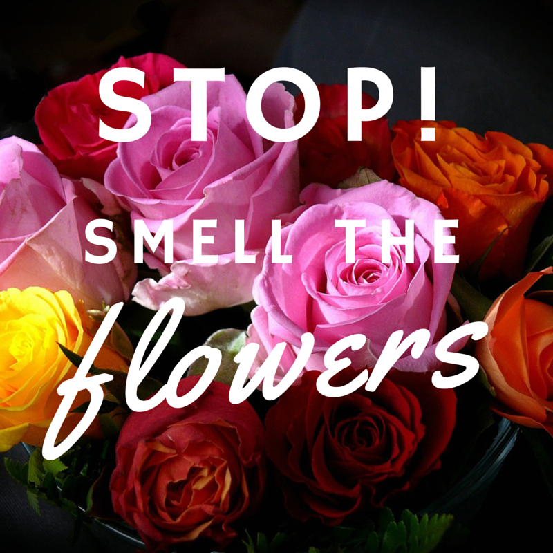 Smell the Flowers | Hansen-Spear Funeral Home - Quincy, Illinois