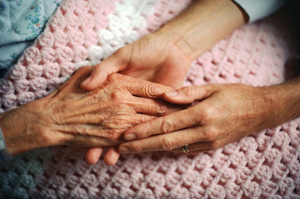 Holding Hands | Hansen-Spear Funeral Home - Quincy, Illinois