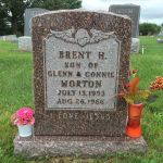 Brent Morton Monumnet - Hansen-Spear Funeral Home - Quincy, Illinois