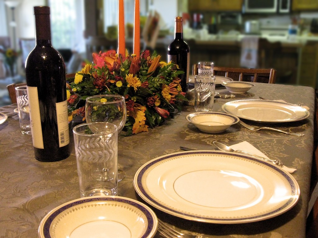 Thanksgiving Table | Hansen-Spear Funeral Home - Quincy, Illinois