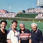 Spear Boys at Wrigley | Hansen-Spear Funeral Home - Quincy, Illinois