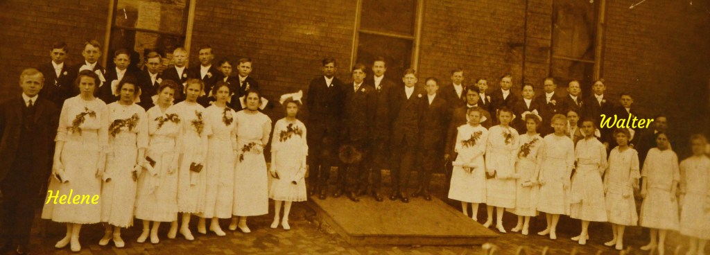 St. Jacobi Lutheran circa 1915- Quincy, Illinois | Hansen-Spear Funeral Home - Quincy, Illinois