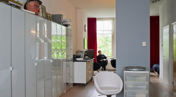 De studio van Han Hoogerbrugge