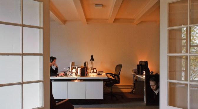 De studio van Momkai