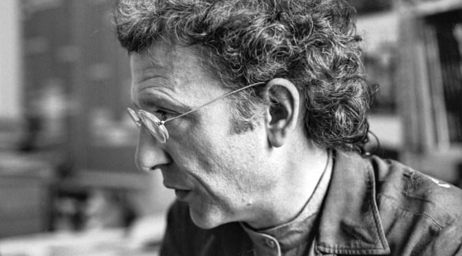Tekenaar Giraud/Moebius: 'Ik ben een soort geestelijke spons'