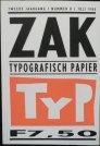 ZAK-TYPje