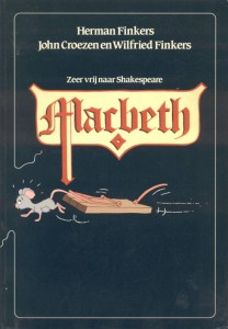 macbeth affiche film herman finkers 2
