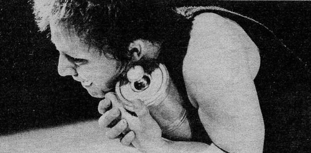 Anne-Wil Blankers als Elektra, Publiekstheater 1975-1976