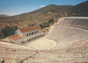 Theater in Epidaurus