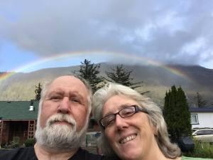 Alaskan writer William Arthur Hanson lives under the rainbow with Kate Troll in Douglas, Alaska.