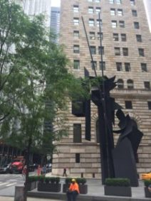 NNYC Pocket Park: Louise Nevelson Plaza