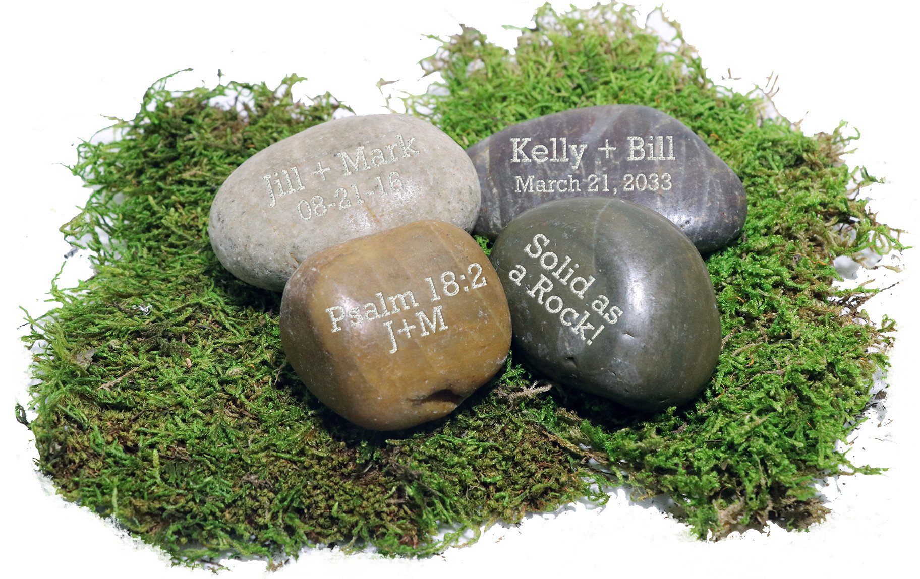 you rock personalized natural