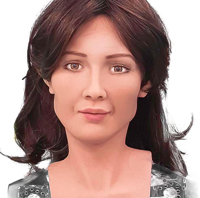Sophia - Realistic life like robot