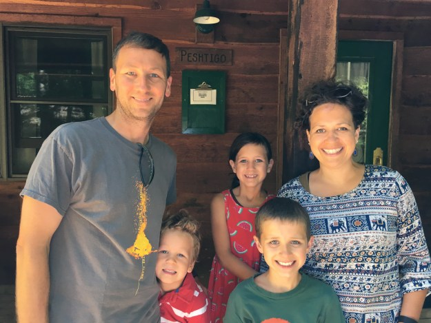 Family Camp at Fort Wilderness 2017