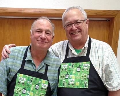 Chefs Rick & Chuck