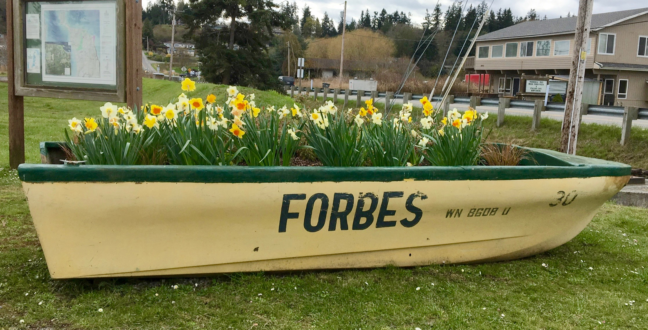 Forbes Boat