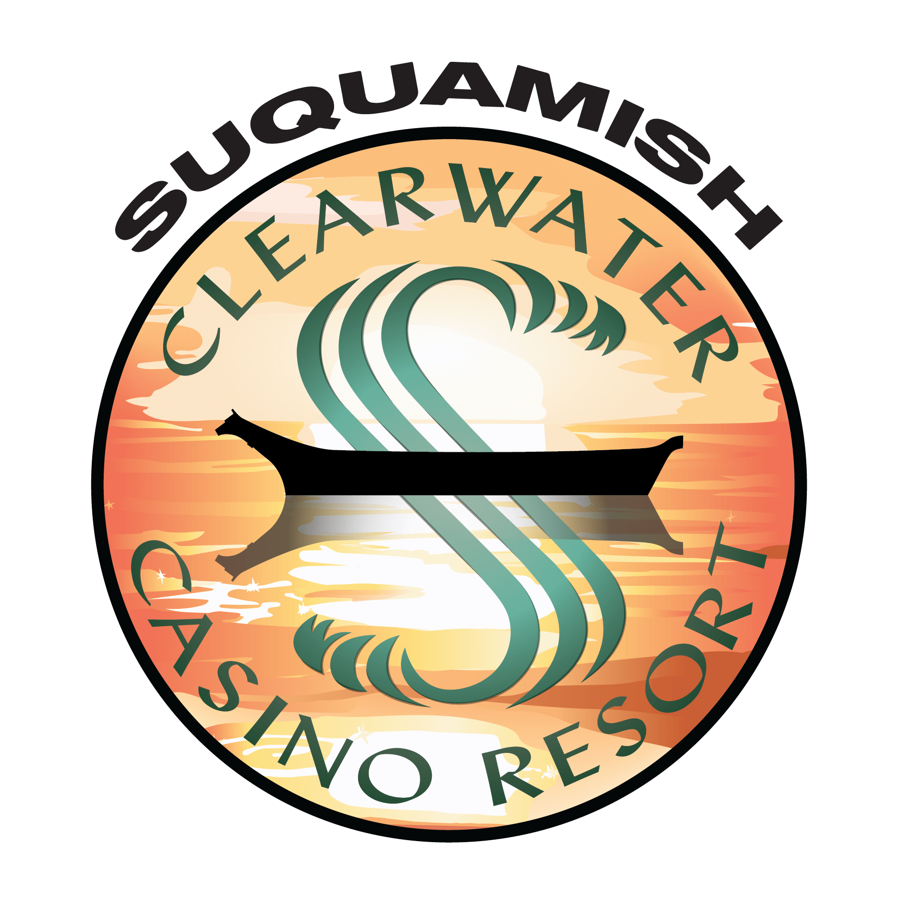 Clearwater Logo 2018 Black