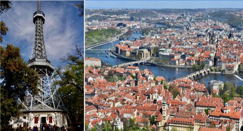 Czechia tower&Bridges
