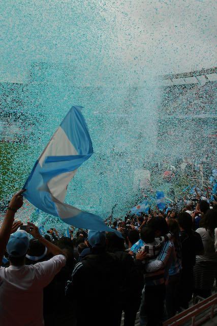 Argentina Futbol Fans
