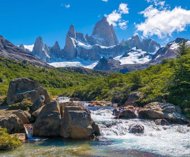 Argentina Mtns & Creek medium