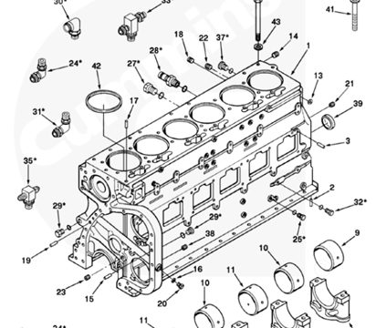 M11 Engine Diagram. Diagrams. Auto Parts Catalog And Diagram