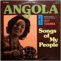 Angola 'Songs Of My People'