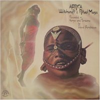 Africa - Witchcraft and Ritual Music